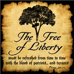 Tree of Liberty Quote - T. Jefferson