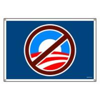 Tea Party / Anti-Obama Banners!