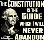 Washington Quote - Constitution