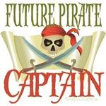 Future Pirate Skull and crossbones