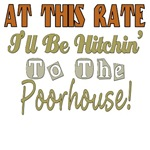 Hitchin' to the Poorhouse