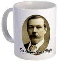 Sir Arthur Conan Doyle Mugs, Bags and More