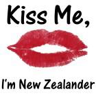 Kiss me, I'm New Zealander