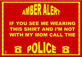 BABY/KIDS/FAMILY-AMBER ALERT