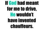 HUMOR/DRIVE/CHAUFFEURS