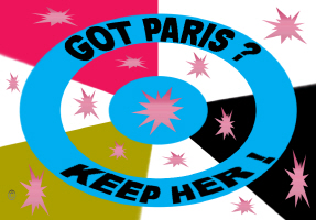 HUMOR/GOT PARIS?KEEP HER!