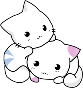Kittens - Manga, Kawaii