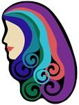 Swirled Hair