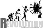 'Revolution' T-shirts