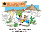 WHAT'S THE MATTER .... WIND QUIT?