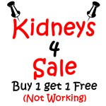 Kidneys 4 Sale