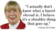 Carolyn McCarthy Quote