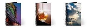 Journals, Notebooks, Sketchbooks