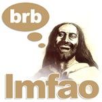 Laughing Jesus