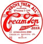 Cream Top Beer-1936