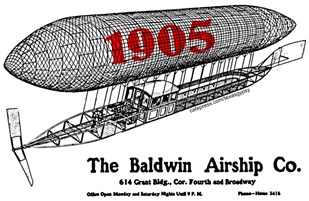 The Baldwin Airship Company