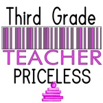 Third Grade Teacher Priceless