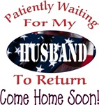 Patiently Waiting for my Husband to Return