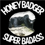 Honey Badger Super Badass