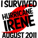 I SURVIVED IRENE 2011