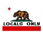 LOCALS ONLY (CALIFORNIA)