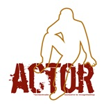 Actor Figure T-shirts & Gifts