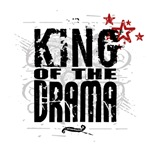 King of the Drama T-shirts & Gifts