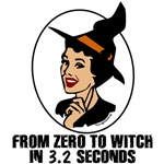 Zero to Witch 50's Style - Colour