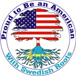 Proud to be an American with Swedish Roots