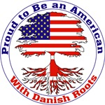 Proud to be an American with Danish Roots