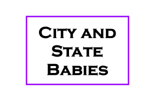 City and State Babies