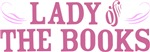 Lady of the Books t-shirt is the perfect gift for the avid reader or book geek.