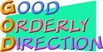 GOD Good Orderly Direction