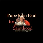 Pope John Paul for Sainthood
