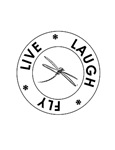 Live. Laugh. Fly.