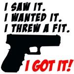 Gun Temper Tantrum