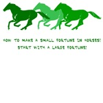 How To Make A Small Fortune In Horses? Money secre