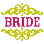 Bride (Hot Pink and Lime)