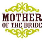 Mother of the Bride (Chocolate Brown and Lime)