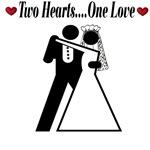Two Hearts Wedding