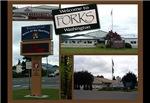 Forks Postcards