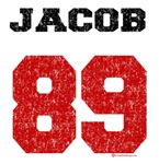 Vampire Baseball TM (Heart) - Jacob 89