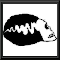 Bride Skull