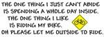 Bicycle Limerick
