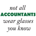 Accountants Glasses
