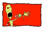 Angry Zombie Calendars