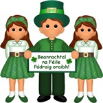 Click Here For St. Patrick's Day Blessing Design