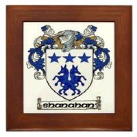 Shanahan Coat of Arms & More!