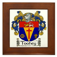 Toohey Coat of Arms & More!