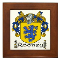 Rooney Coat of Arms (2 Styles) & More!